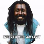 Interview with Sam Carty