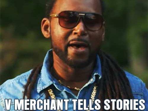 V Merchant tells stories