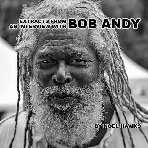 Bob Andy (Photo: Teacher)