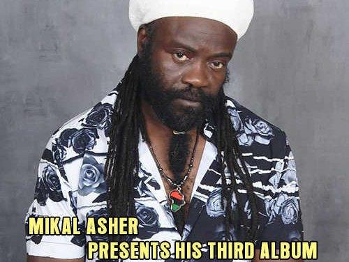 Mikal Asher presents his third album