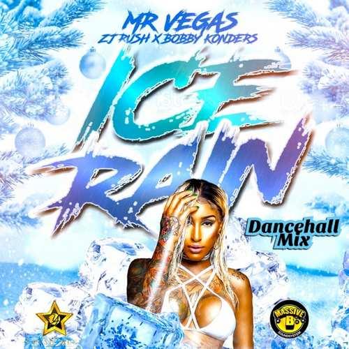Mr. Vegas feat. Y Rush - Ice Rain Remix