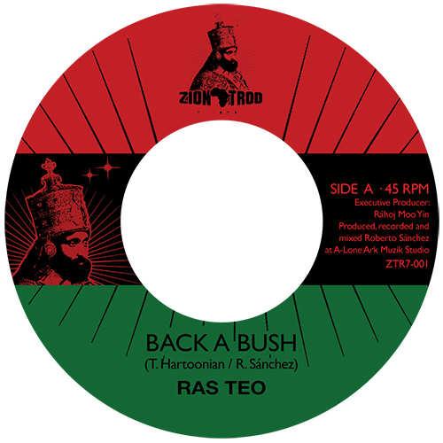 Ras Teo - Back A Bush