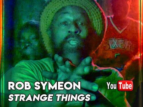 Rob Symeon – Strange Things | New Video