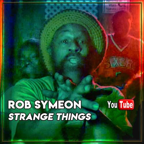 Rob Symeon - Strange Things