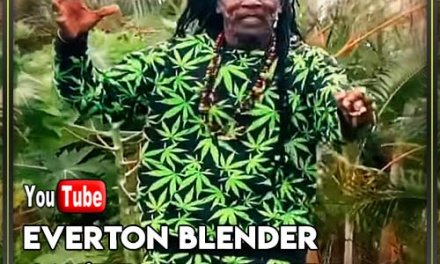 Everton Blender – Can't Take My Space   New Video