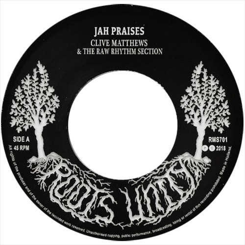 Clive Matthews - Jah Praises