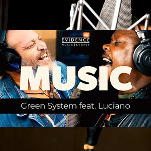 Green System feat. Luciano - Music