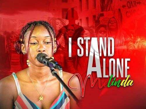 Melinda – I Stand Alone   New Video