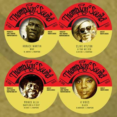 Various – Thompson Sound Singles